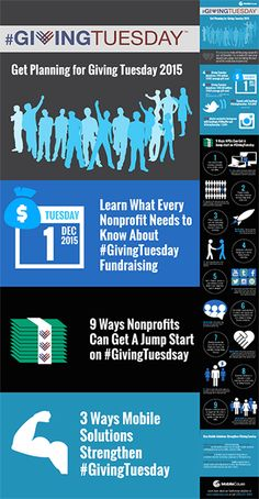 Do you have a fundraising strategy for Giving Tuesday? Learn what every nonprofit organization and corporation needs to know about #GivingTuesday.
