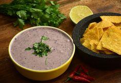 Mexikói babpüré