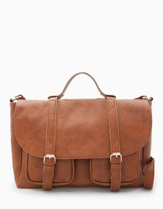Na Stradivarius encontrarás 1 Mala satchel bolsos para mulher por apenas 19.95 € . Entra agora e descobre-o juntamente com mais SACOS.