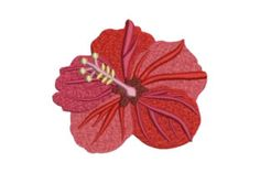This pretty Hibiscus embroidery design will look great on a variety of fabrics. Fall in love with its charming appearance.... Embroidery Files, Machine Embroidery Designs, Hibiscus, Looks Great, Fabrics, Product Launch, Stitch, Fall, Creative