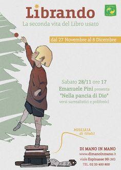 Librando: libri usati da regalare a Milano