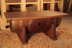 Image result for acid stain coffee tables