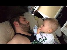 My son Gavin wakes me up every morning like this. I think all parents with little ones will understand the struggle we face. Bye bye sleeping in. Cute Toddlers, Baby Sister, Wake Me Up, Alarm Clock, Little Ones, First Time, Parents, Bye Bye, Youtube
