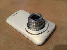 Samsung Has A New Galaxy Phone That Hints What Our Smartphone Cameras Will Be Able To Do One Day    samsung Galaxy K Zoom