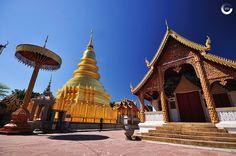 Wat Phra That Hariphunchai, Lamphun