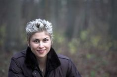 Short spiky hairstyles for women are extremely versatile and funky.