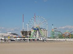 OC MD...so many great memories. Jolly Rogers, the boardwalk, cotton candy, sun burns, and so on and so on :)