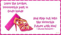 Step out into your blessings this week!!!
