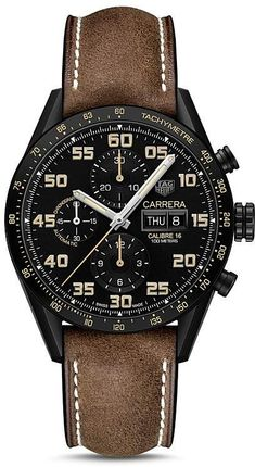 Looking for TAG Heuer Carrera ? Check out our picks for the TAG Heuer Carrera from the popular stores - all in one. Tag Heuer Carrera Chronograph, Tag Heuer Carrera Calibre, Casual Watches, Cool Watches, Watches For Men, Tag Watches, Army Watches, Carrera Watch, Men's Accessories