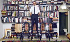 My Desk: L'Uomo Vogue's Robert Rabensteiner | MATCHESFASHION.COM