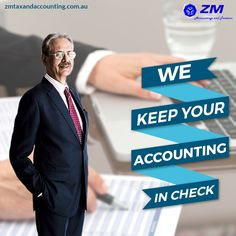 Bring an instant solution to your #Taxation and #Accounting needs by hiring #ZMAccountingsAndTaxation. We provide seamless accounting service which will help you to get high ROI.