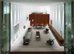 Casa Corten por StudioMK27: http://galeriadaarquitetura.com.br/projeto.aspx?idProject=391