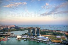 Amazing Marina Bay at Singapore