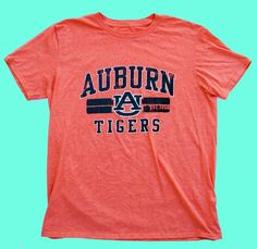 Cool item: Auburn Tigers UA 1856 T Shirt Size XL College T Shirts, Auburn University, Auburn Tigers, Cool Items, Ua, Sleeves, How To Wear, Cap Sleeves