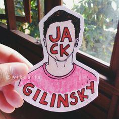 Jack Gilinsky [ig: wikearts]