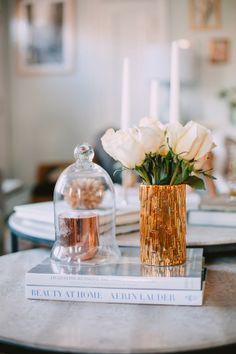 Style Within Reach: Decorating: Coffee Table Styling Tips