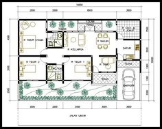 28 Best Ideas For House Layout 2 Story Modern My House Plans, Craftsman House Plans, Small House Plans, House Floor Plans, Layouts Casa, House Layouts, Art Deco Borders, Art Deco Hotel, House Blueprints