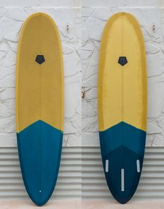 The basic idea of the Carpet surfboard is to bring together the benefits of two conflicting surfboard concepts, longboards and shortboards