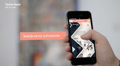 Thomas Bayrle All-in-One Museum App. As a school assignment we had to create a mobile webapp museum guide for the All-in-One exhibition at t...