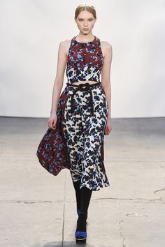 See the Tanya Taylor autumn/winter 2015 collection