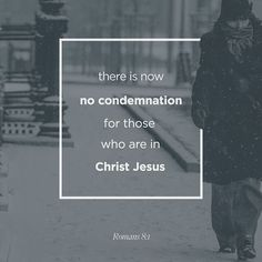 Therefore there is now no condemnation for those who are in Christ Jesus because through Christ Jesus the law of the Spirit who gives life has set you free from the law of sin and death.  Romans 8:1-2 NIV   #AMEN #WordOfGod #FoodForTheSoul #ThankYouLord #GoodAfternoon #BibleVerse #BibleVerseOfTheDay #VerseOfTheDay #VOTD  by mommyshupy http://ift.tt/1KAavV3