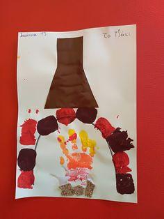 Winter Activities, Recipies, Preschool, Fire, Recipes, Nursery Rhymes, Kindergarten, Kindergartens, Cooking Recipes