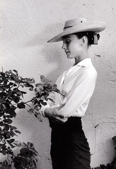 Audrey Hepburn during production of The Unforgiven  Photograph by Inge Morath  Durango, Mexico, 1959