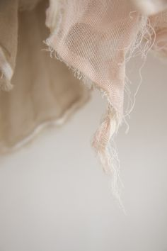 linen- I love anything linen, especially in pink