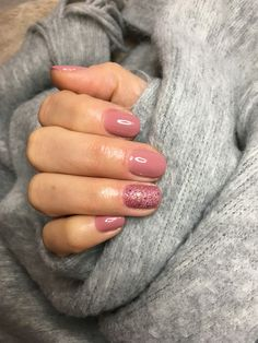Rose Bud + Satin Pyjama CND Shellac