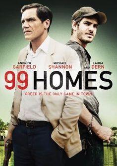 99 Homes, Movie on DVD, Drama Movies, Suspense Movies, even more movies, even more movies on DVD