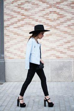 Dulceida #Dulceida #blogger #fashionblogger #streetstyle #moda #outfit #tendencias #fashiontrends #fashioninspiration