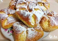 Túrós batyu   Gazdagné Djinisinka Margit receptje - Cookpad receptek French Toast, Breakfast, Cake, Recipes, Foods, Morning Coffee, Food Food, Food Items, Kuchen