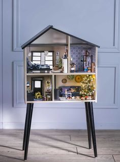 kuva Play Houses, Liquor Cabinet, Magazine Rack, Storage, Diy, Furniture, Home Decor, Decoration, Interior