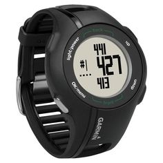 Garmin Approach S1 Golf GPS Navigator - Monochrome - USB - 8 Hour