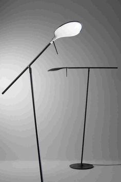 Paddle Lamp — проект дизайнера Benjamin Hubert для Fabbian