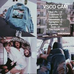 VSCO denim blue and white Low situration and high exposure Contrast Good on blue clothing and white pictures sometimes on outdoor ones mostly of buildings Photography Filters, Photography Editing, Retro Photography, Sunset Photography, Vintage Camera App, Vintage Polaroid, Wallpaper Travel, Fotografia Vsco, Just In Case