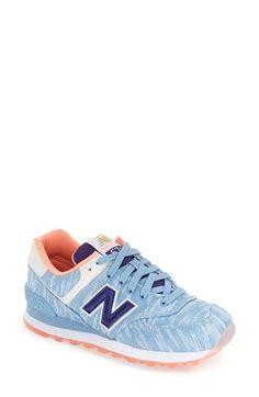 '574' Sneaker (Women) Cornflower $79.95