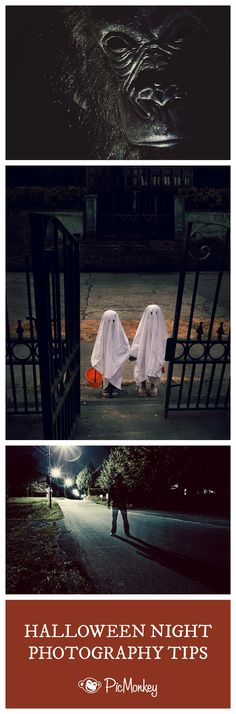 Most people consider Halloween photography a challenge, but we think of it as an opportunity. Here are essential tips for making the most of your night. photography night Halloween Night Photography Tips photography challenge