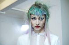 Effortless style, pastel color. Urban Native Trend, 2014. Interpreted by Hester Wernert-Rijn #TrendVision