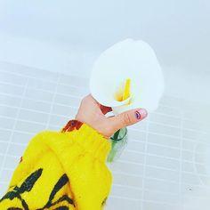 Flowers and nail art just go hand in hand...especially rainbow ones❗️ #TGIF 🌈 . Thank you @jamezrc for the beautiful lily bulb ! 😘😘😘 . #Handpainted #potd #uoonyou #gelnails #nails #notd #nailswag #oliveandjune #art #instamood #photography#like4like #instalove #instalike #follow4follow #nailart #nailstagram #love #instanails #la #beauty #girly #oliveyourmani #pasadenanails #fashion #friday #fashionblogger #pasadenacharm @urbanoutfitters #ootd