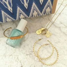 Add a little gold glow. Whether our new Isadora Hoops, Charms or Engravables we have a little something g for everyone. #Stelladot #StelladotStyle #WomensFashion #Accessories
