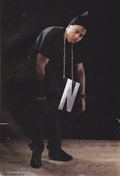 Nas this is perplexing. Are you being held down by your name, fame or perception of what some may see you as?