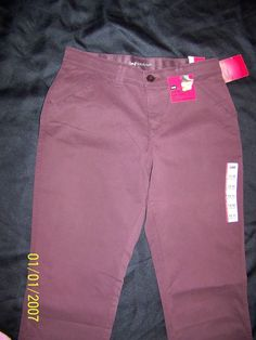NWT Women's Lee Stretch Straight Leg Pants  #Lee #CasualPants