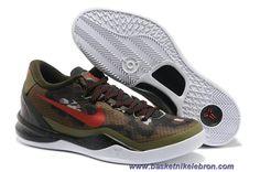 new styles 0b671 c9232 Nouveau GC Nike Kobe 8 System SQDRN Vert CHLLNG RD-LGN BRWN 555286 301. Nike  Air MaxNike Kd ViNike ...