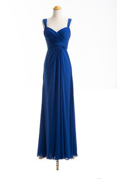 Bridesmaid Dresses Blue Bridesmaid Dress / Long by dresstells