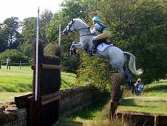 eventing.. holy smokes!