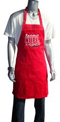 Baddest Nupe on the Grill Apron