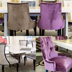 Softness and comfort of velvet chairs for your bedroom or living room, www.wama.mobi #love#my #homesweethome #bedroomdecor #livingroom #madeinitaly #likes #picoftheday