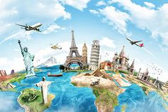 Global Travel Tips And Tourism Abroad Destinations