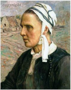 Concarneau et ses Peintres -peintres Français - Guinier Henri